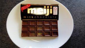 明治ミルクチョコレート